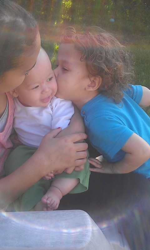 my precious babies, love ...