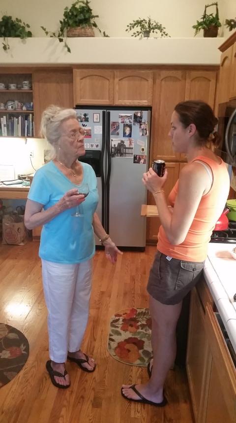 grandma &joy